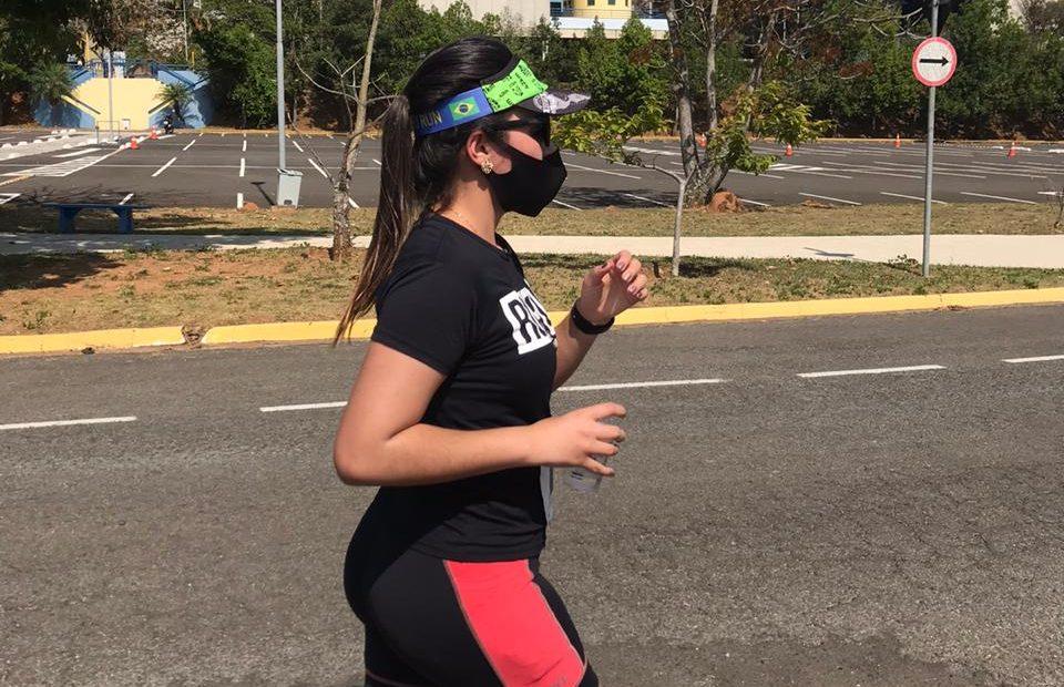 corrida de rua