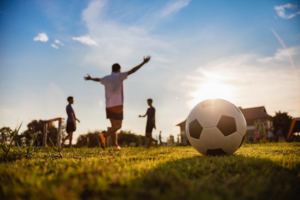 esporte além da promoção da saúde