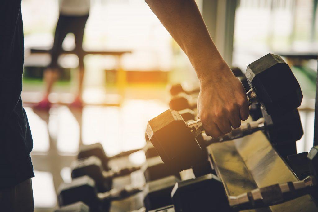 baixa do rendimento após ficar sem treinar