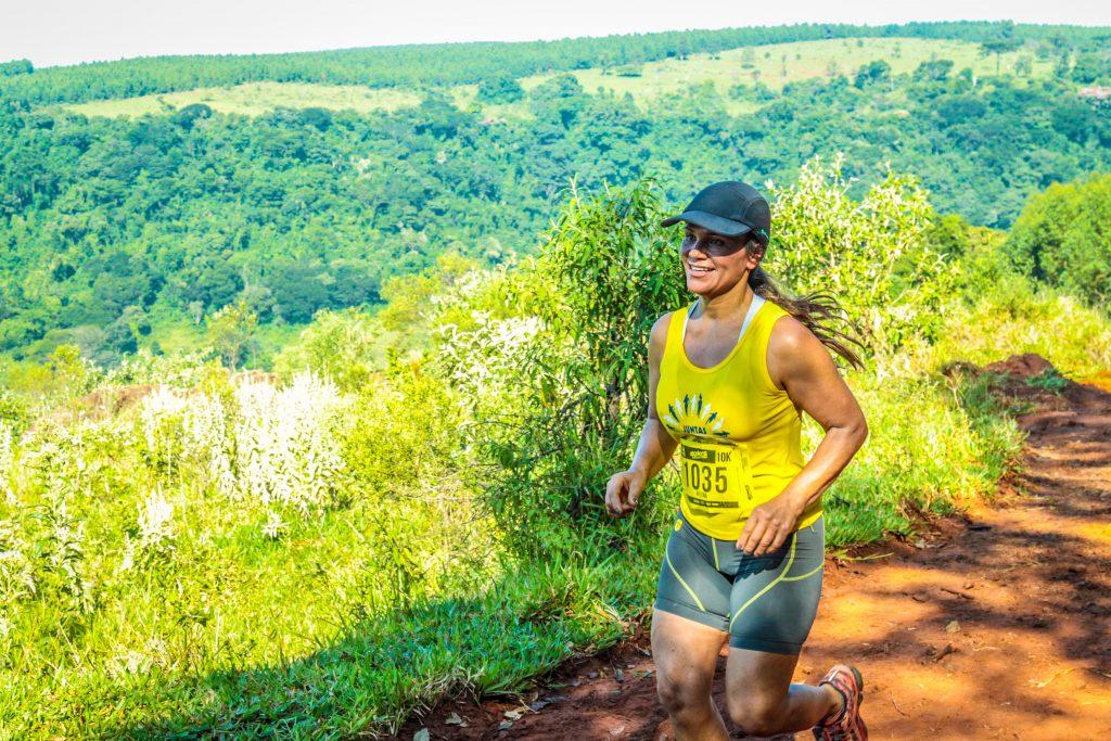 primeira trail run