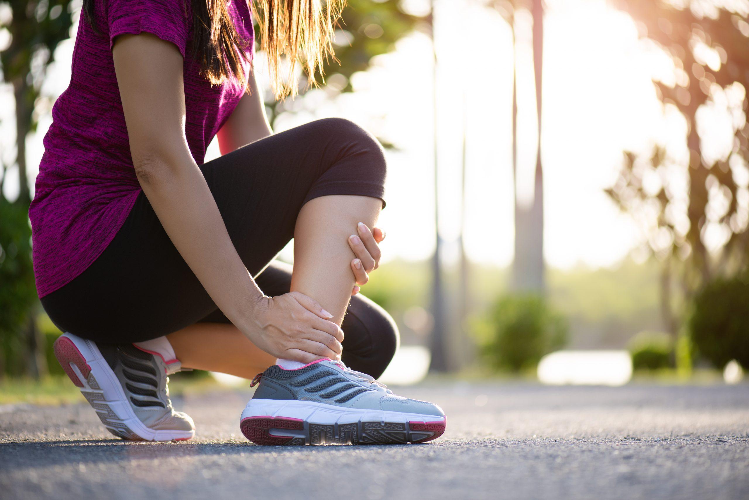 dor na perna ao correr