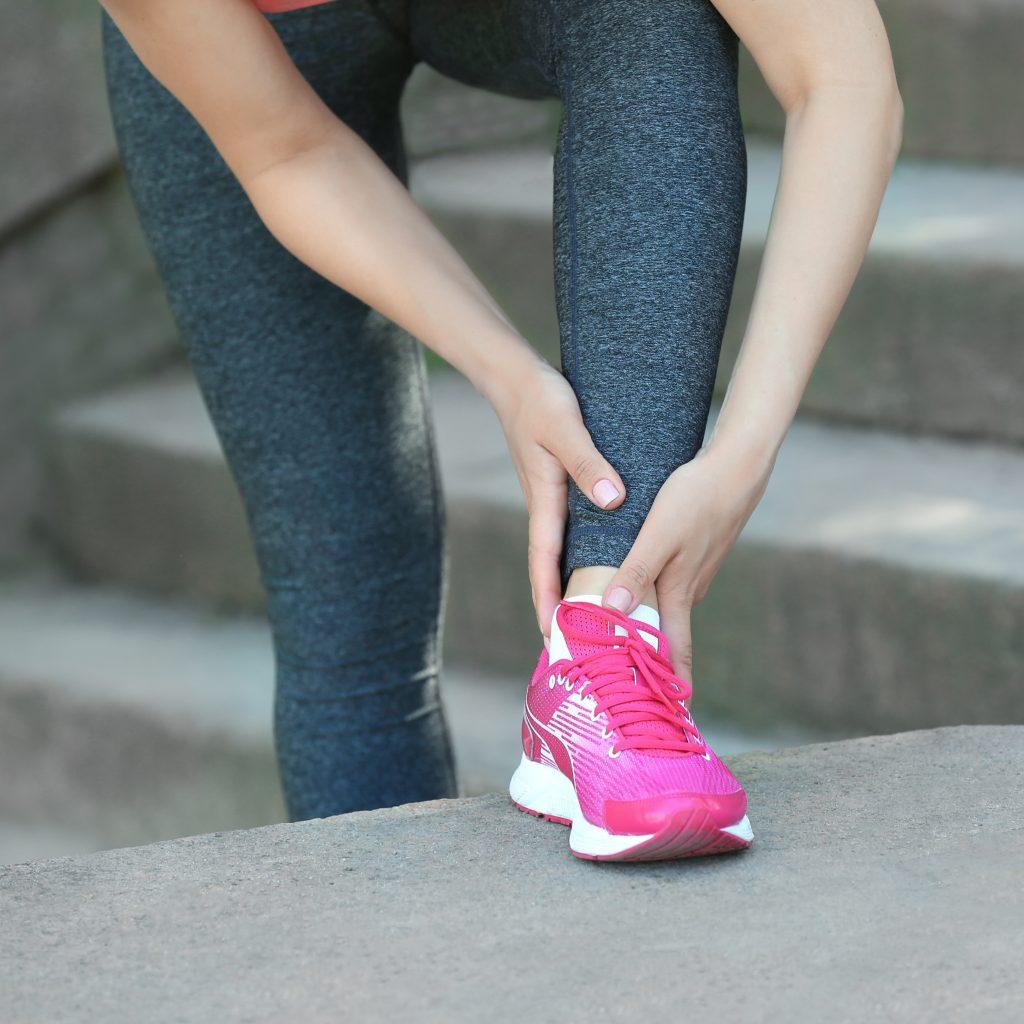 Quais os exercícios para evitar a canelite?