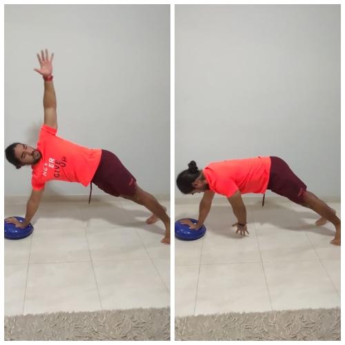 treino proprioceptivo