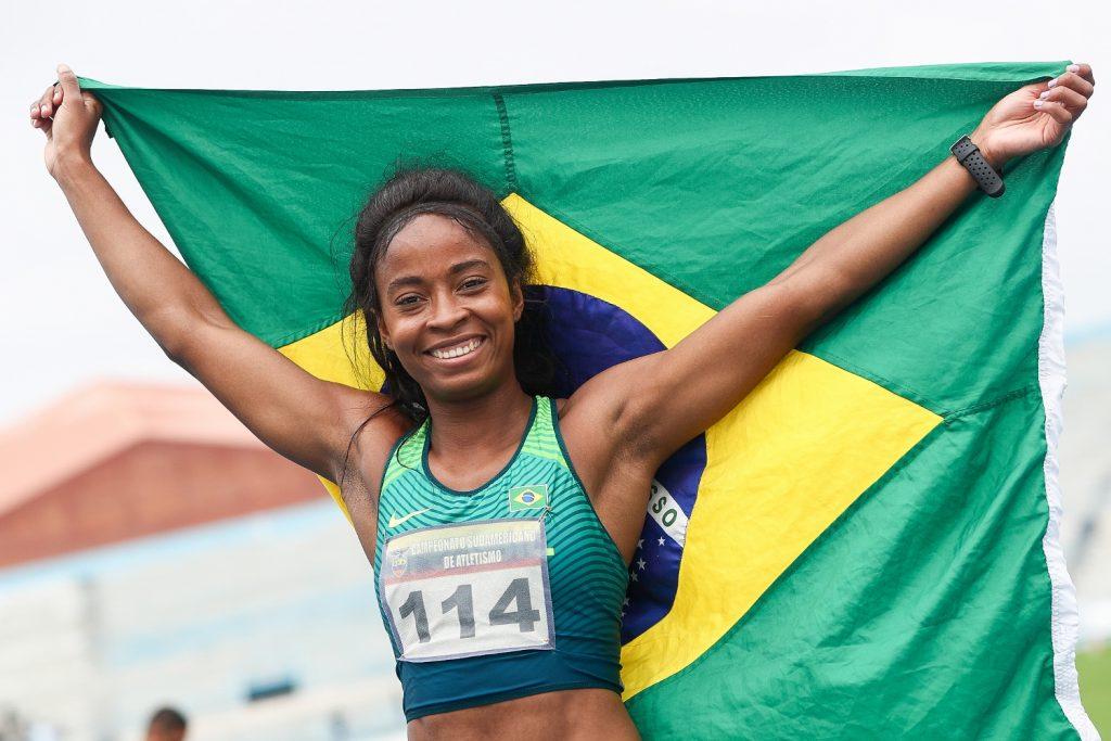 Brasil domina Sul-Americano de Atletismo