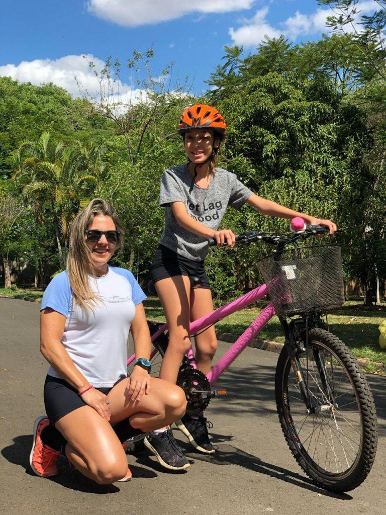 O que é bike trainer?