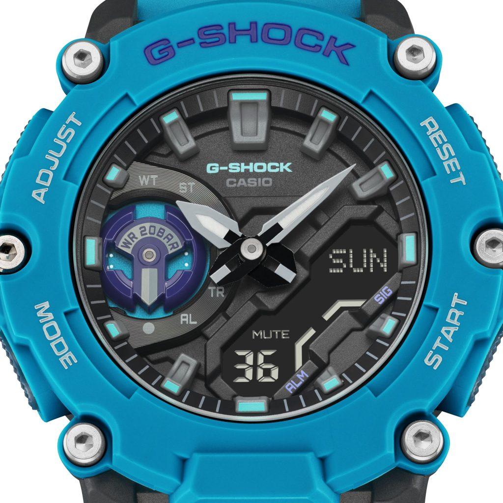 G-SHOCK apresenta duas linhas inéditas de relógios